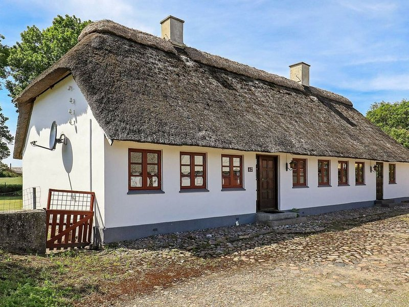 Peaceful Holiday Home in Humble on Natural Ploh, vacation rental in Funen and Islands