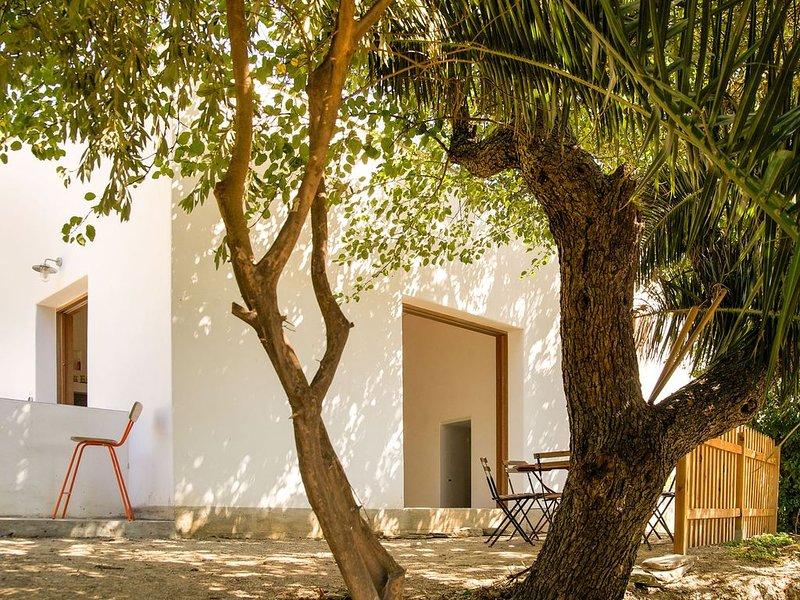 Maison de charme proche de la mer au Cap Corse, location de vacances à Canari