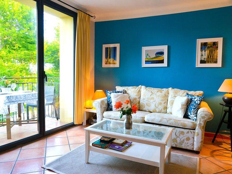Apartment in Banyuls centrally located and overlooking the Mediterranean Sea, alquiler de vacaciones en Banyuls-sur-mer