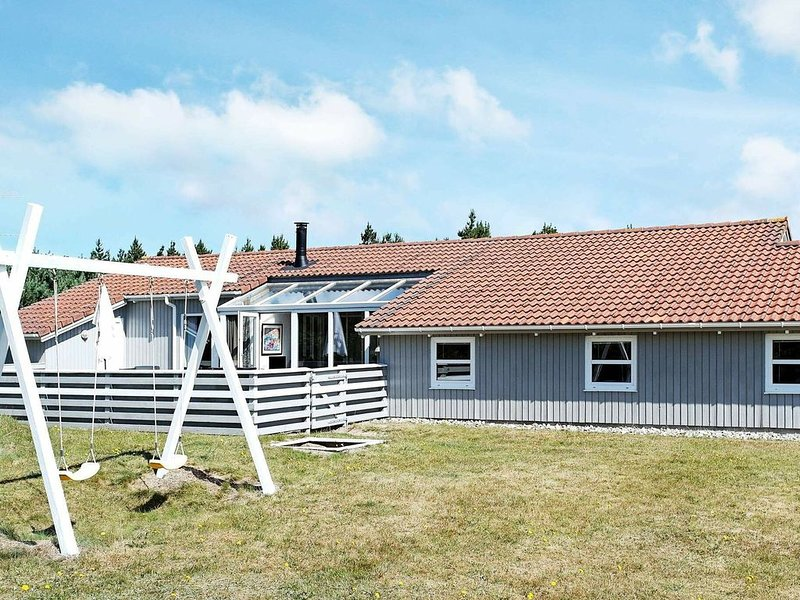 Sea-view Holiday Home in Blavand with Sauna – semesterbostad i Blaavand