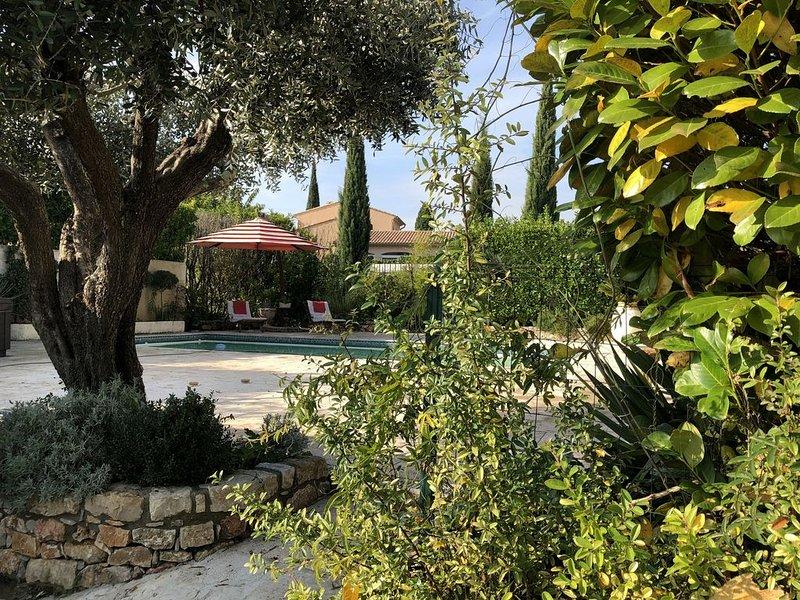 Stunning Provencal Villa, location de vacances à Draguignan