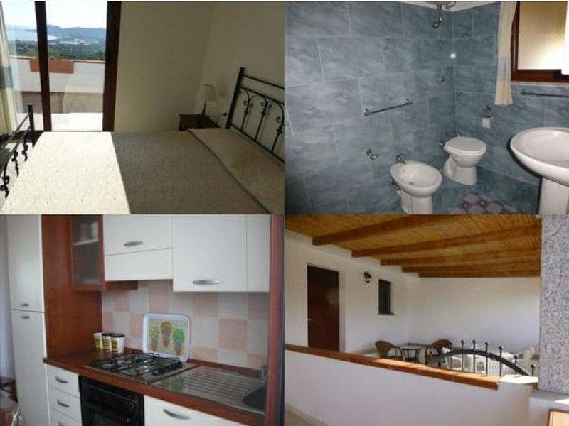Agriturismo 'Comino Alto' Apt 5, vacation rental in Capo Comino