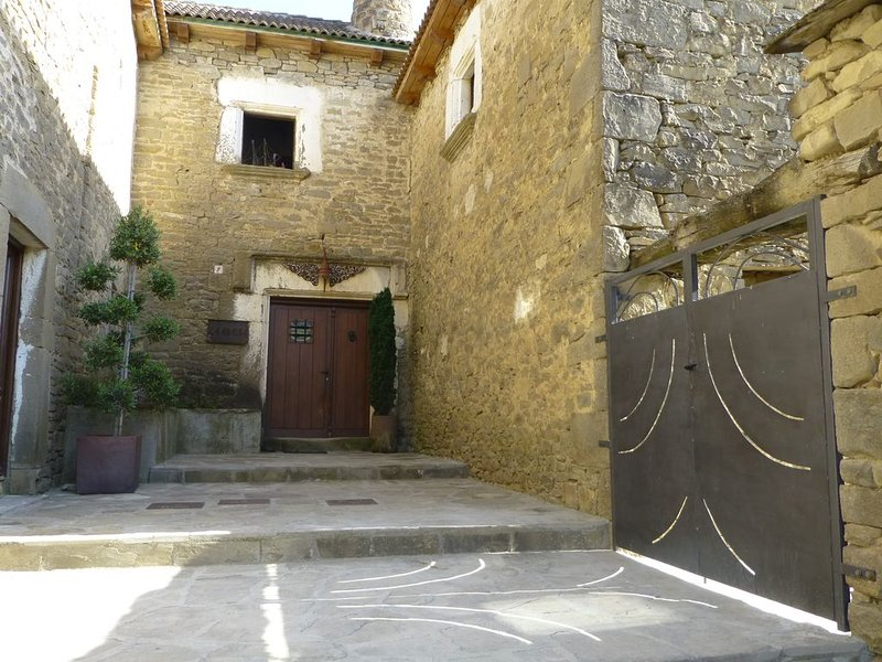 entrada La Abadia