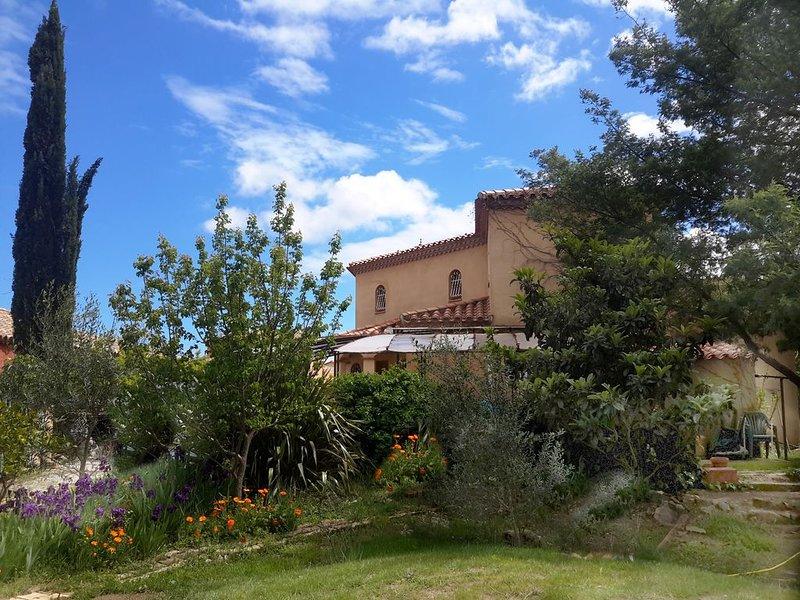 Maison 200 m2, situation exceptionnelie,  le calme au coeur de la vie estivale., Ferienwohnung in Argeles-sur-Mer