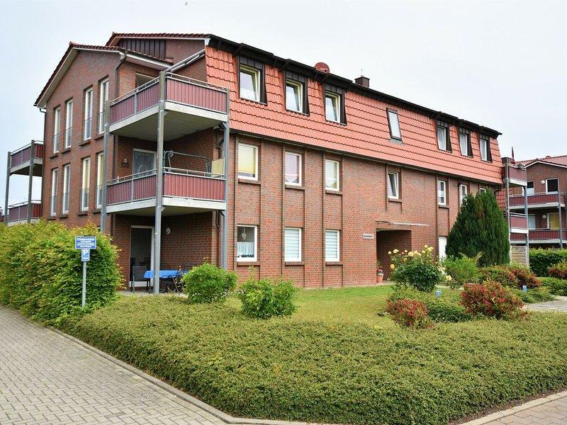 Modern Apartment in Ostseebad Boltenhagen with parking, alquiler de vacaciones en Boltenhagen