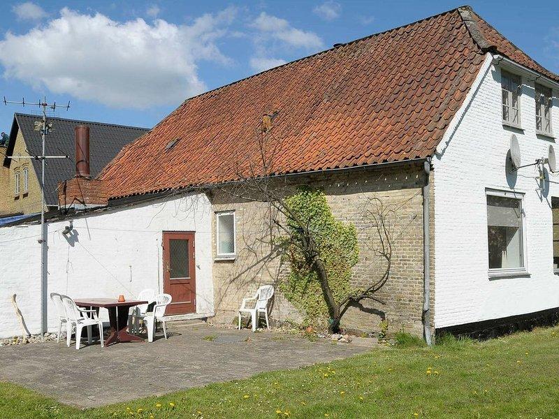 Lovely Holiday Home in Broager Jutland with Garden, casa vacanza a Flensburg