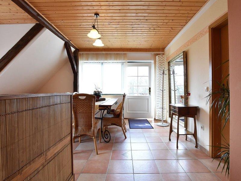 Spacious Apartment in Kastahn with Terrace, holiday rental in Grevesmuehlen