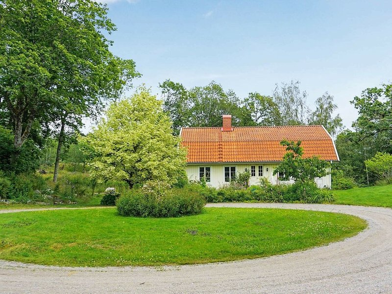 4 star holiday home in MUNKEDAL, alquiler vacacional en Costa occidental
