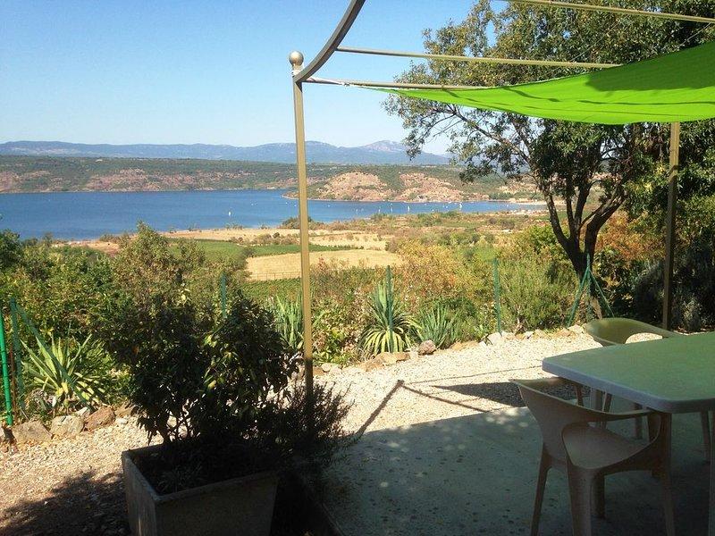 Gîte *** Mas du LAC Salagou, holiday rental in Cabrieres