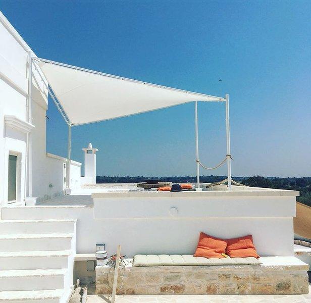 locus house trullo in valle d'itria puglia, location de vacances à Marinelli