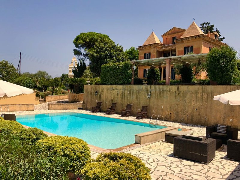 Corfu Palumbi's Tesoro, holiday rental in Kalafationes