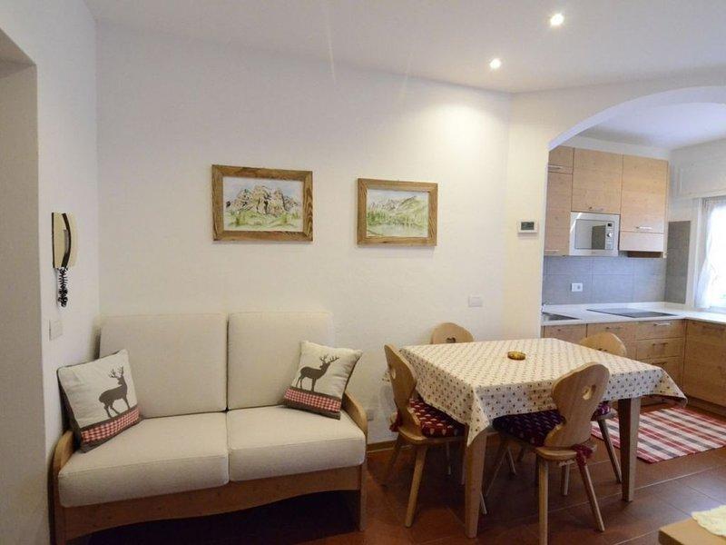 La Genziana appartamento in zona centrale  - 4 posti letto - WIFI, holiday rental in Tai di Cadore