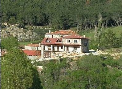 Casa Rural Roblegordo para 20 personas, casa vacanza a Hacinas