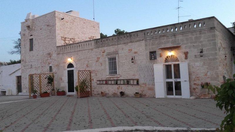casa vacanza panoramica, holiday rental in Marina Di Ostuni