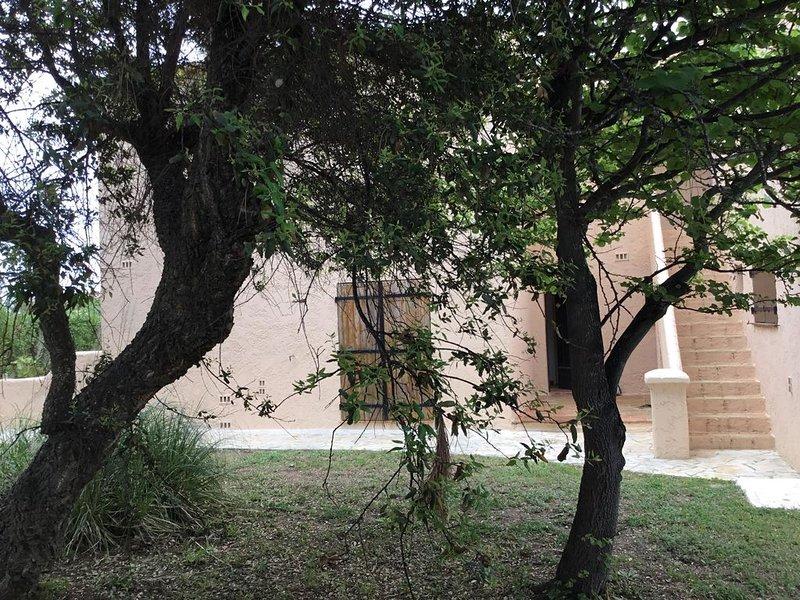 ingresso dell'abitazione