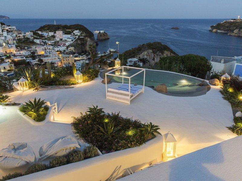 Villa Amore a prima Vista, location de vacances à Île de Ponza
