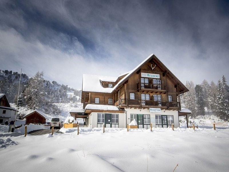Luxurious Apartment in Turracherhöhe near Sea, Ferienwohnung in Turracher Höhe