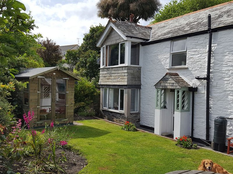 Mount Pleasant, BOSCASTLE, holiday rental in Boscastle
