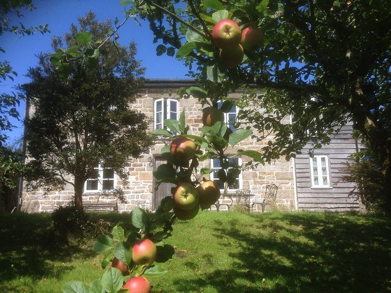 A Wild Cornwall Retreat near Zennor. 5 Acre Grounds. An Absolute Treat!, holiday rental in Nancledra