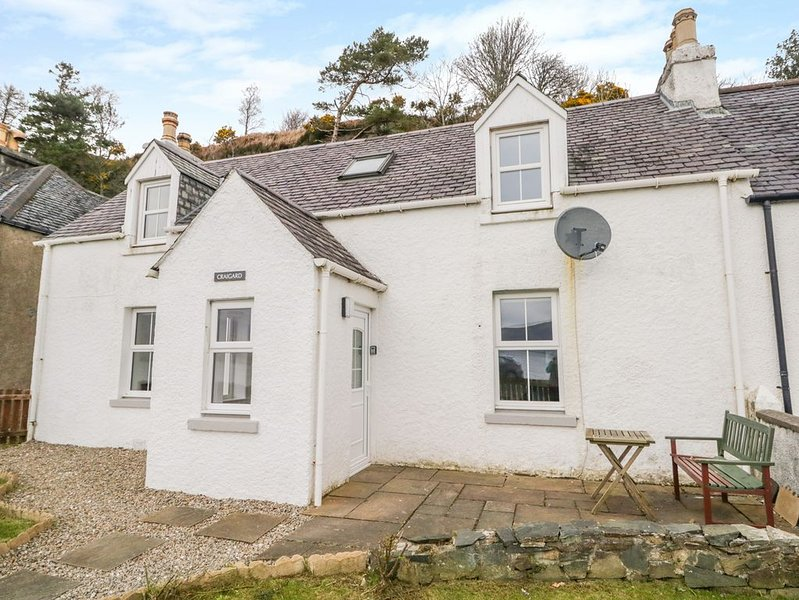 Craigard, KYLE OF LOCHALSH, vacation rental in Drumbuie