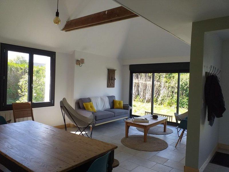 Maison idéalement placée dans ce petit coin de paradis qu'est Port Navalo!, location de vacances à Arzon