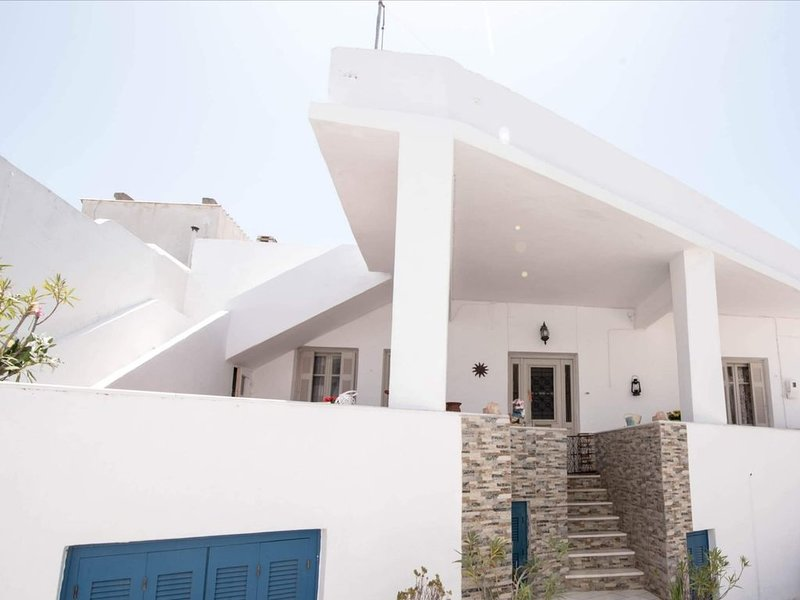 Naxian Harmony house, holiday rental in Koronos