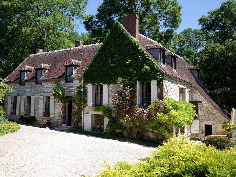 Moulin de Fourtin pour 15 pers et +, vacation rental in Pontigny