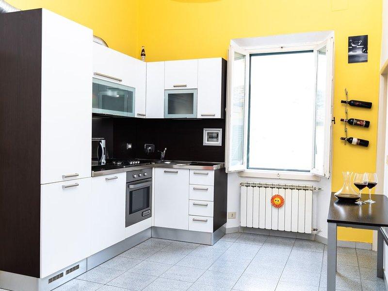 Sweet Home grazioso appartamento ideale per godersi la Toscana in tutta comodità, holiday rental in Sammontana