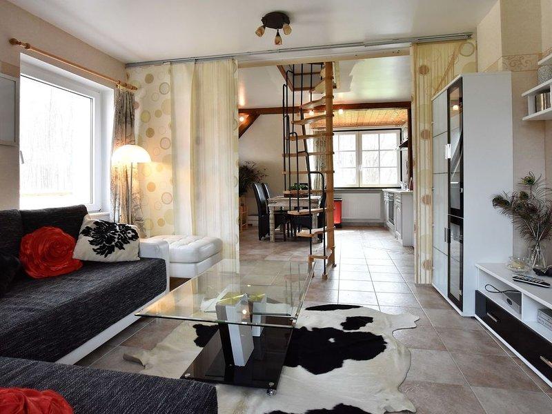 Quaint Apartment in Kastahn with Terrace, holiday rental in Grevesmuehlen