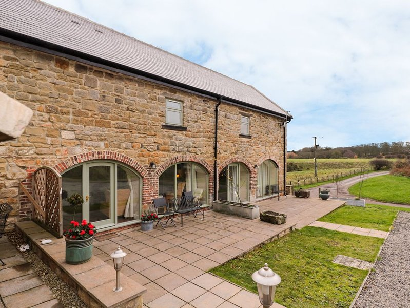 Granary Barn, OUSTON, casa vacanza a Beamish