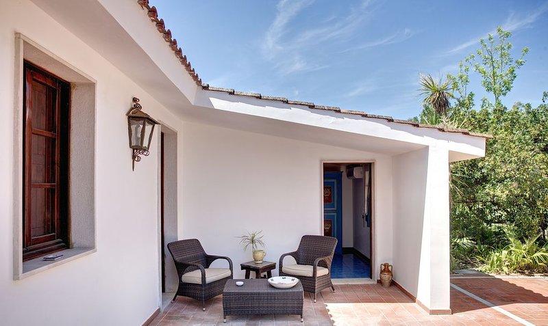 La Serra 'Villa De Bonis' - L'Azzurra, location de vacances à San Cesario di Lecce