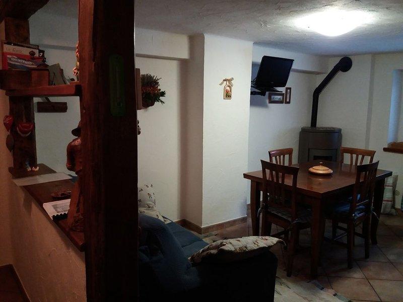 Casa d'epoca  nel centro di Cogne, vacation rental in Noasca