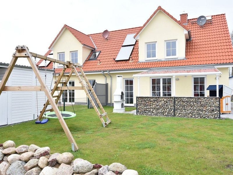Modern Holiday Home in Rerik near Baltic Sea, from September 2020 with Sauna, holiday rental in Wendelstorf