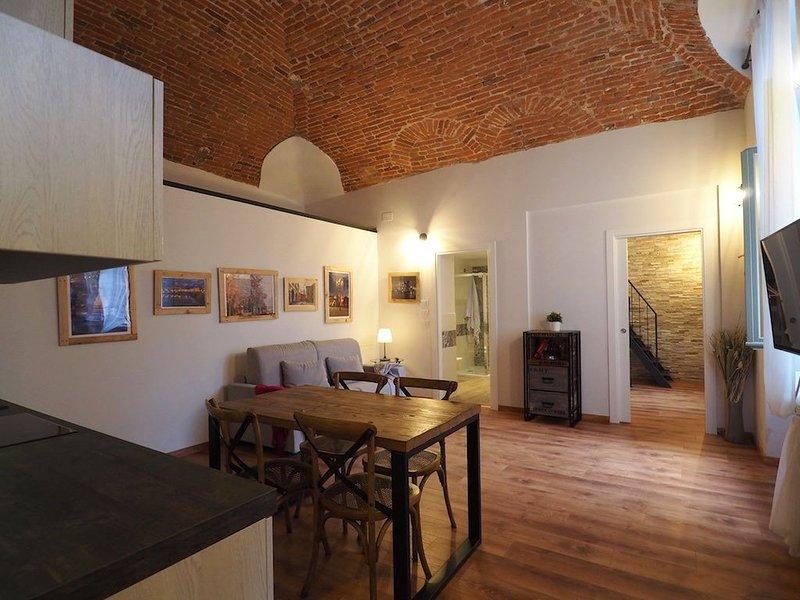 Appartamento Piazza Vittorio 13, casa vacanza a Torino