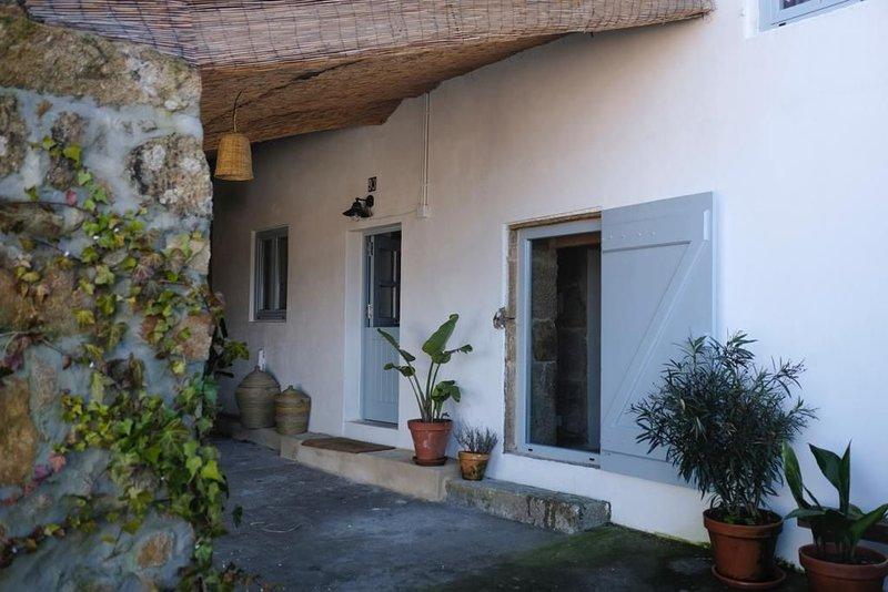 Doni Beach House , playa de Doniños, holiday rental in Ferrol