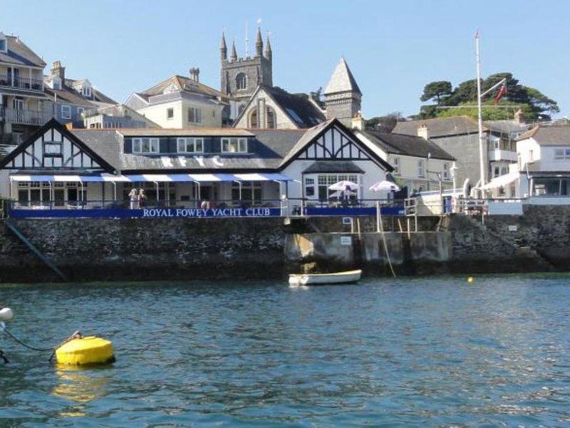 Temporary Membership at Royal Fowey Yacht Club inc