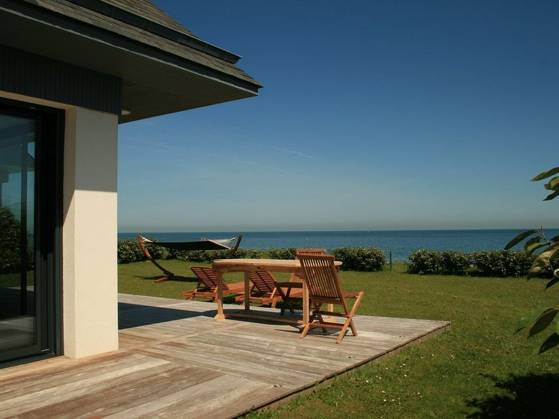 Exceptionnel front de mer, holiday rental in Saint-Aubin-Sur-Mer