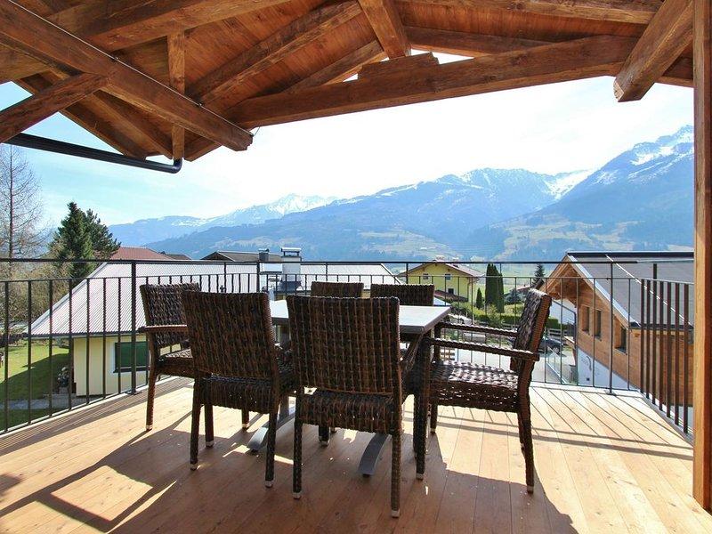 Luxurious Apartment in Piesendorf Salzburg with Sauna, holiday rental in Piesendorf