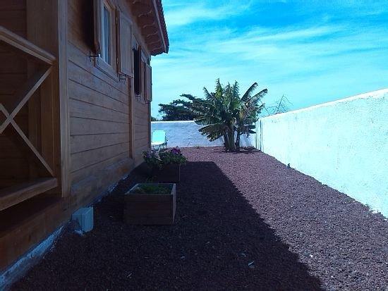 Casa rural (alquiler íntegro) Finca El Biclén para 4 personas, aluguéis de temporada em Los Realejos
