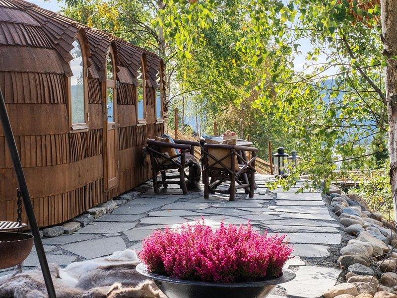 Konglehytta - 1 hour from Oslo - Sauna & lake view, holiday rental in Hedmark