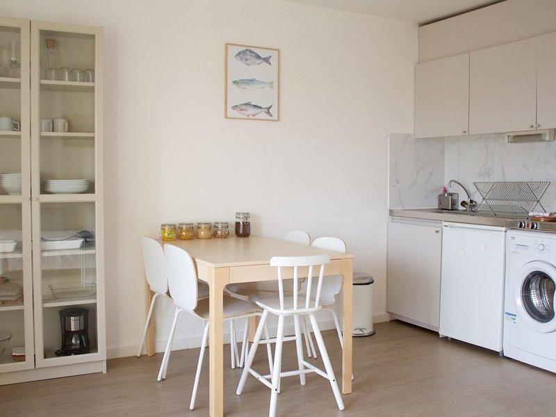 Bel appartement bord de mer / Bidart-Guéthary, casa vacanza a Bidart