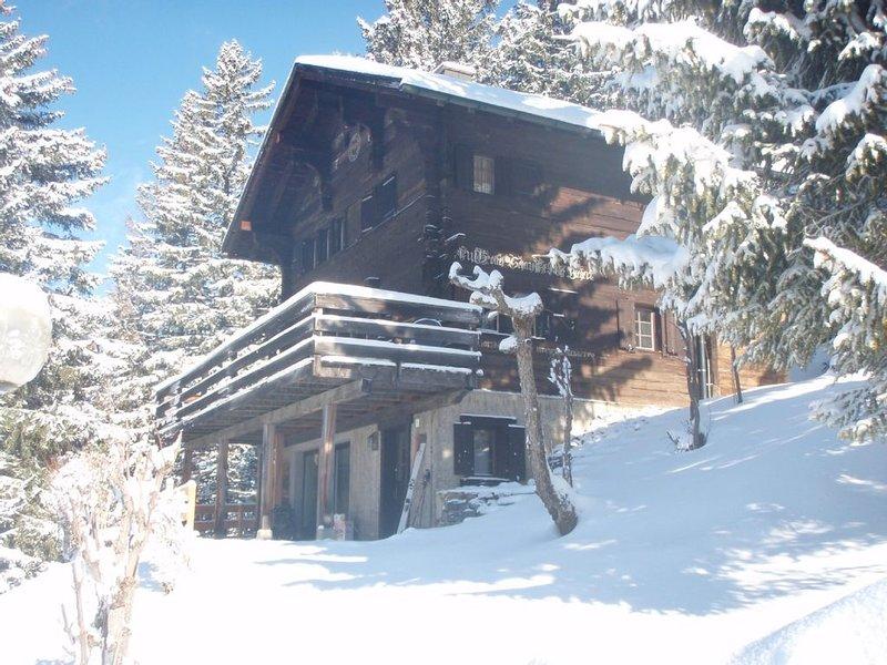 Stunningly beautiful 3 Bedroom  Newly Refurbished Ski Chalet (Built 1769), location de vacances à Alpe des Chaux