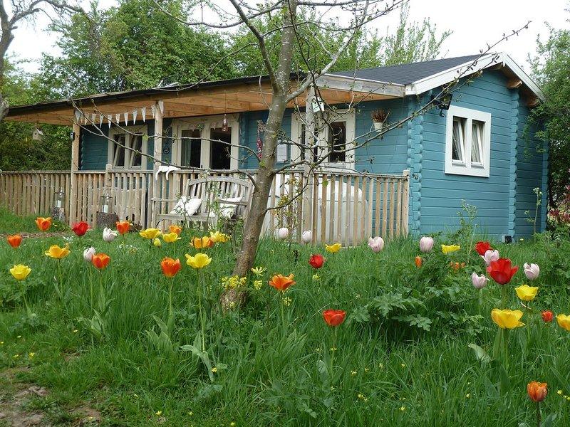 Cuttermoon Lodge - Escape to a Romantic Rural Escape, holiday rental in Malvern Hills