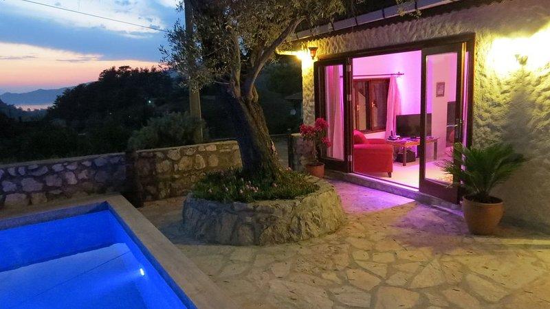 3 Bedroom Villa With Private Swimming Pool And Sea Views, location de vacances à Marmaris District