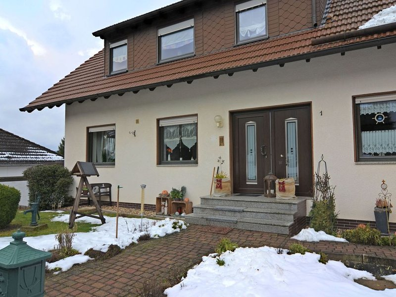 Beautiful Apartment in Diemelsee-Heringhausen with Garden, holiday rental in Heringhausen