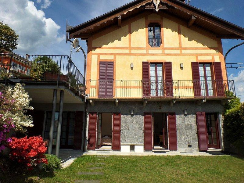 Villa  La Verbanella, vacation rental in Bee