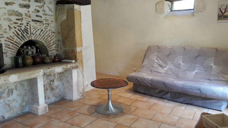 Gîte de la Roque Piscine Animaux Activités Brantome en Périgord à pied, holiday rental in Brantome en Perigord City