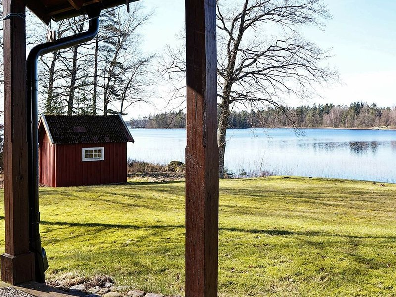 5 person holiday home in Osby, holiday rental in Markaryd