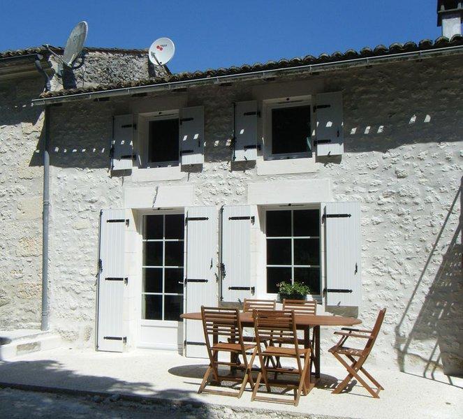 Gite rural en Charente-maritime, location de vacances à Saint-Porchaire