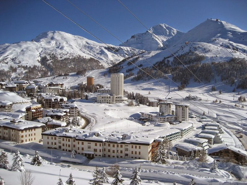 Great apartment with gorgeous views, holiday rental in Sestriere